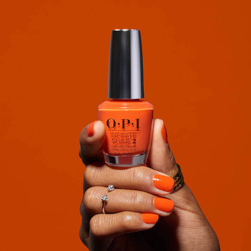 OPI, California Dreaming, Summer Collection, Nail Lacquer, Infinite Shine, California, Nail Polish, Santa Monica Beach Peach
