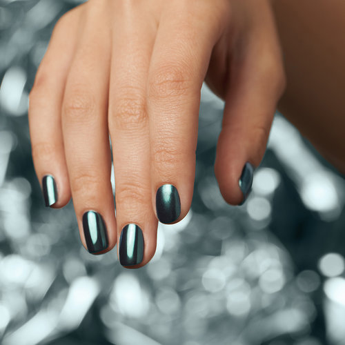 OPI, Blog, ProTips, Chrome Effects, Blue Plate Special