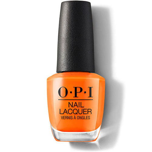 """OPI shade """"Pants On Fire!"""""""