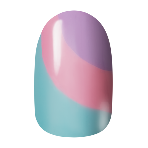 Designscape Tutorial: Waves of Spring - The Drop Blog by OPI