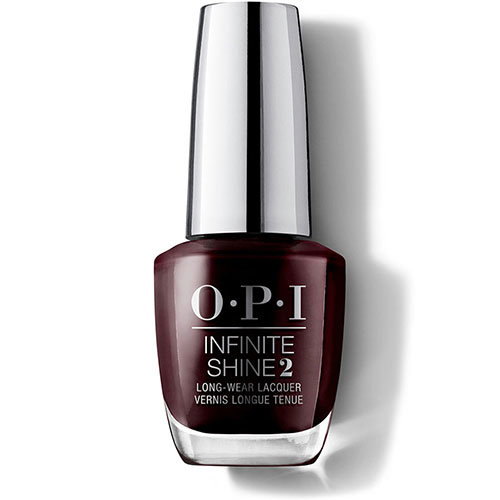 "OPI shade ""Stick To Your Burgundies"""