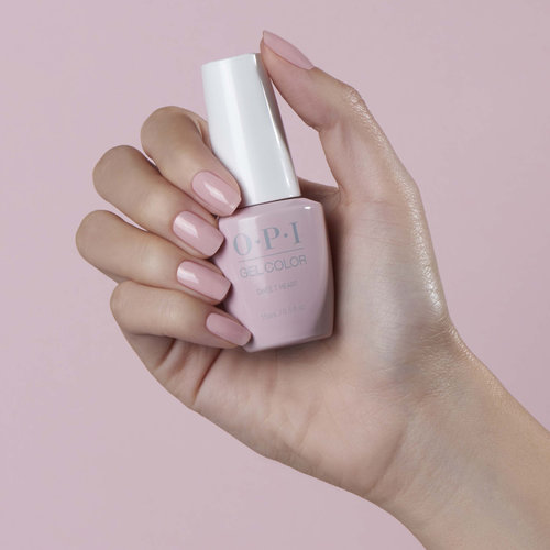 See the Shade: OPI Sweet Heart