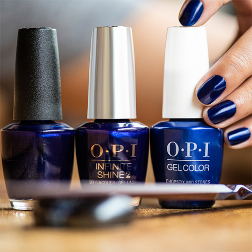 OPI Tokyo Collection: Chopstix and Stones