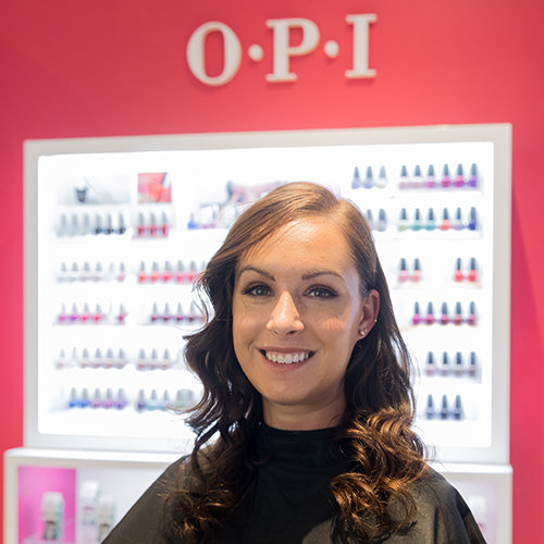 OPI & GHD hair and nail bar grand opening