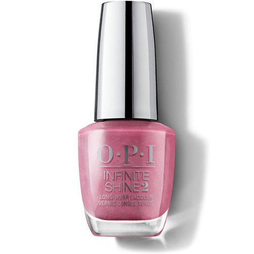 OPI Infinite Shine Not So Bora-Bora-ing Pink