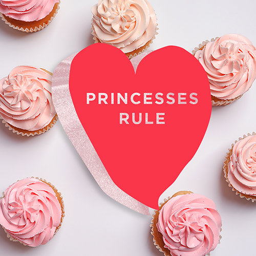 Your date night shade: Princesses Rule!