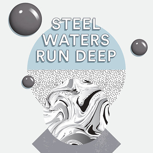 Your date night shade: Steel Waters Run Deep