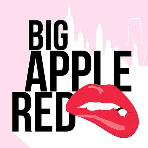 Your date night shade: Big Apple Red