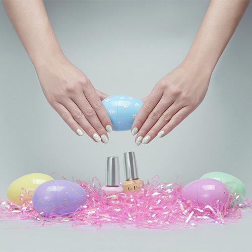 OPI Easter Nail Art