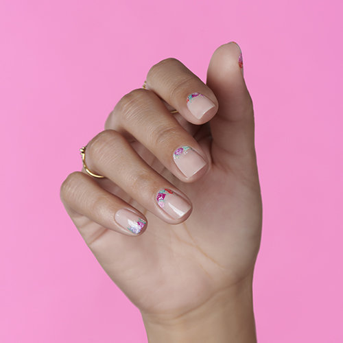 Trending Nail Art for Spring: Florals