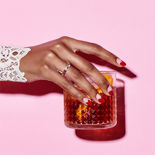 Wedding Nails - The 5 Designs You Need to Try Now: Love is in the Air