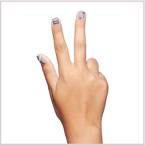 5 Simple Nail Art Designs for Beginners