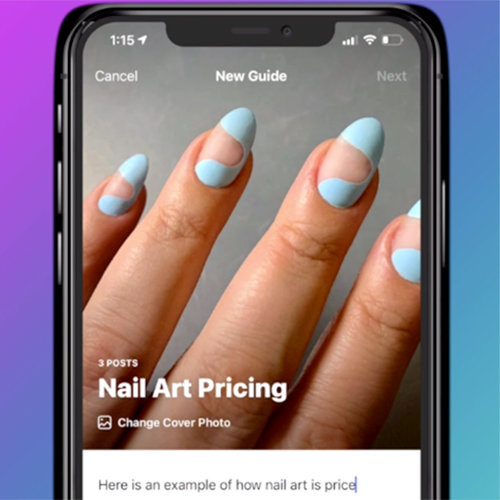 Nail Art Pricing Instagram Guide