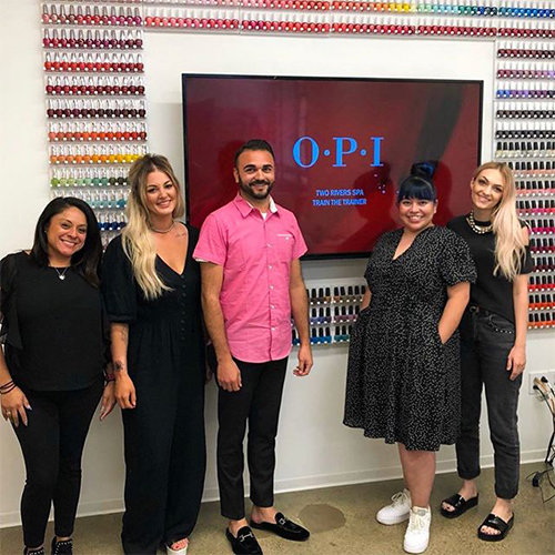 Being a Part of OPI