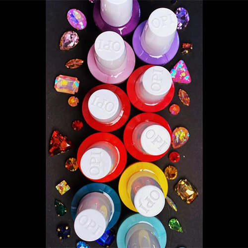 Nail Job OPI GelColor Collection
