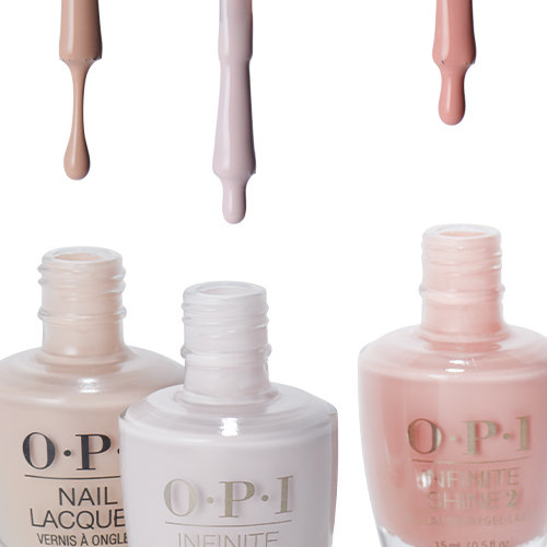 March Trending Shades: Nude Nail Polish