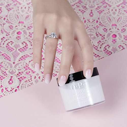 Faded ombré nail art is soft, sophisticated and subtle