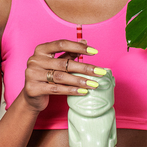 Summer Nail Trends - Opaque Nails