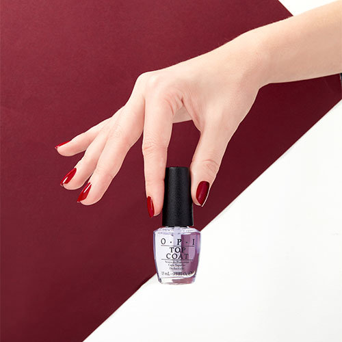 OPI Top Coat Nail Polish