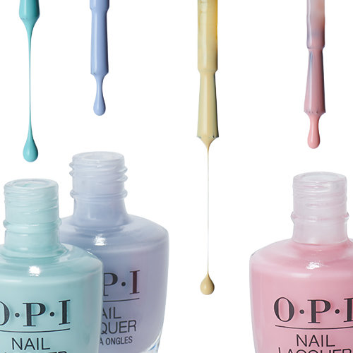 March Trending Shades: Pastel Nail Polish