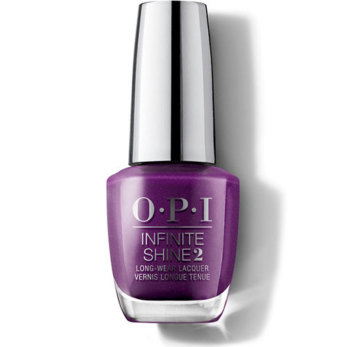 OPI Infinite Shine Samurai Breaks a Nail
