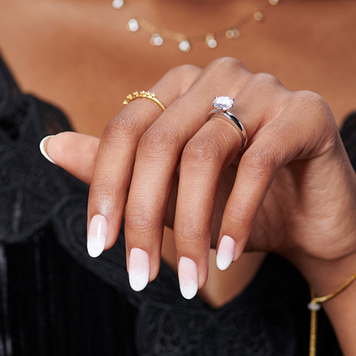 Nail Art Inspiration for Brides and Bridesmaids