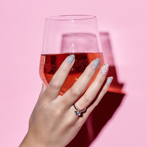 Wedding Nails - The 5 Designs You Need to Try Now: Something Blue