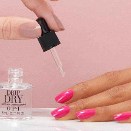 OPI Drying Agents & Finishers