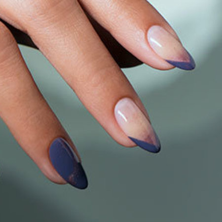Ombre Nail Art: Northern Lights Up My Life
