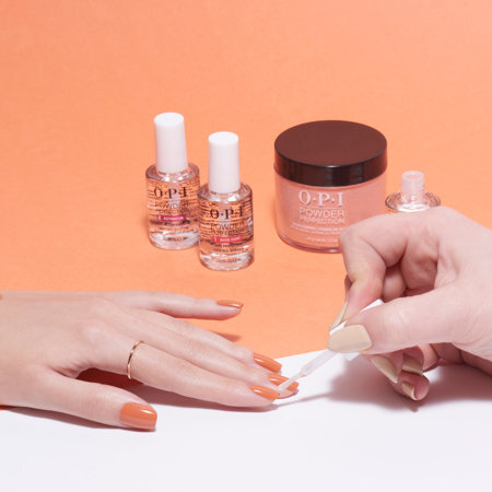 OPI Powder Perfection Certification