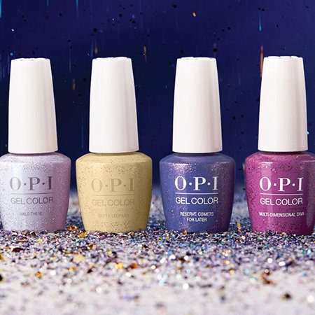 OPI High Definition Glitters Collection