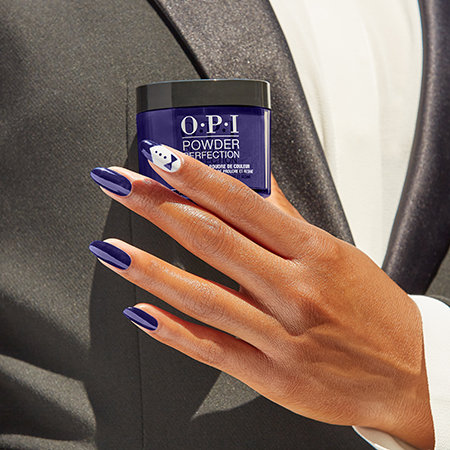 OPI Pro Nail Art Look: All Dressed Up