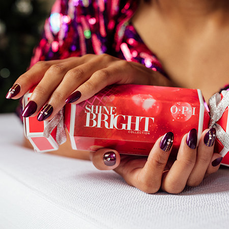 OPI Pro Nail Art Look: All Decked Out