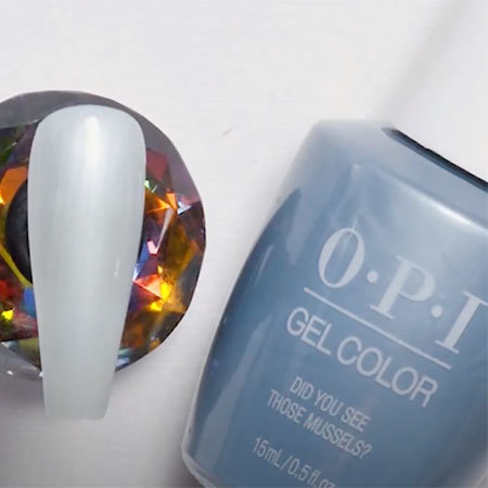 OPI Pro Tips How to Apply Metallic Shades