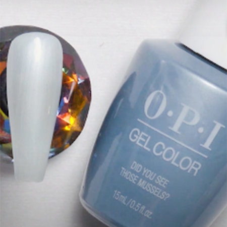 OPI Pro Tip: How to Apply Metallic Shades