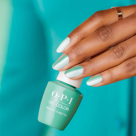 Symmetrical Nail Art Look: Dos Is Better Than One