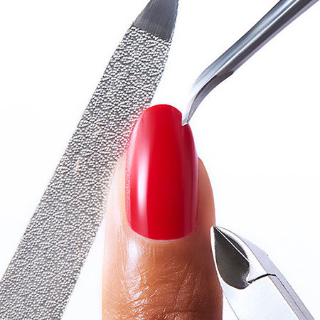 Pro Tips: How to Fix Your Client's Damaged Nails