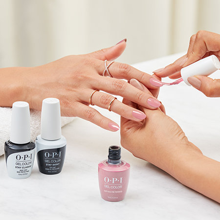 OPI GelColor Service Education