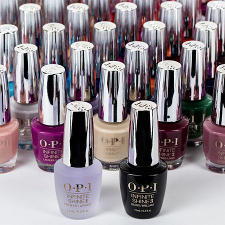 What Makes Infinite Shine Different from Regular Lacquer?