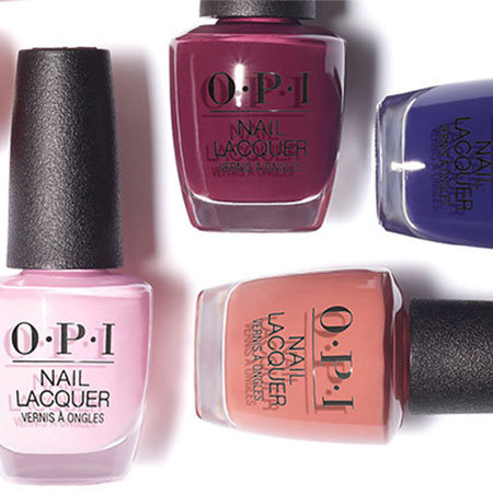 OPI Nail Lacquer Service Education