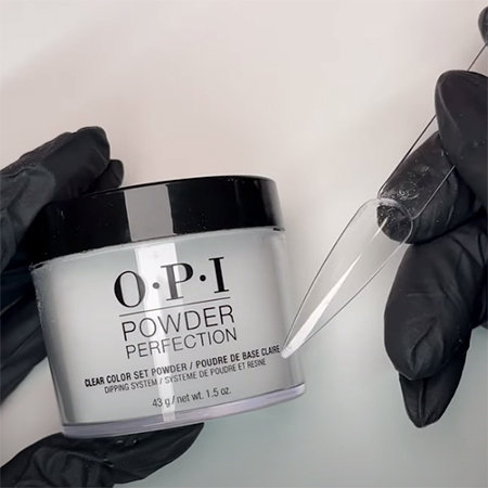 OPI Pro Tips: How to Use the Pour-over Method with Powder Perfection