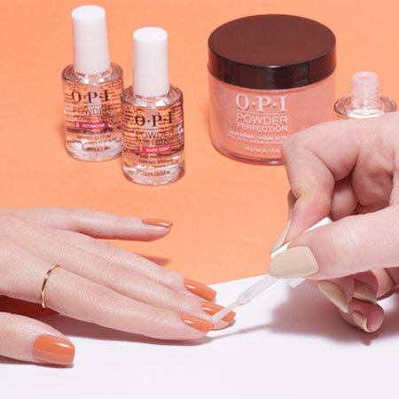 OPI Powder Perfection Service Education