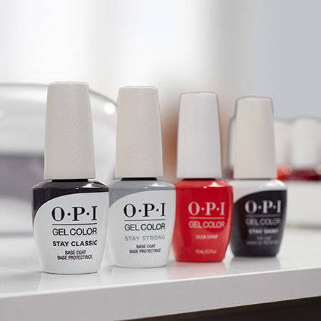 Introducing the New OPI GelColor Stay Strong Base Coat