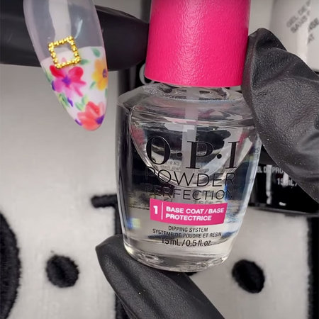 OPI Pro Tips: How to Secure Embellishments