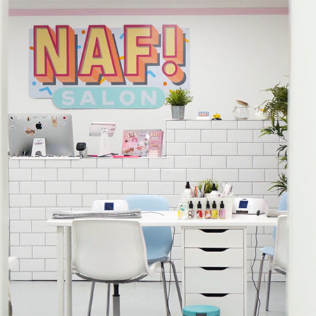 Salon Spotlight: NAF!