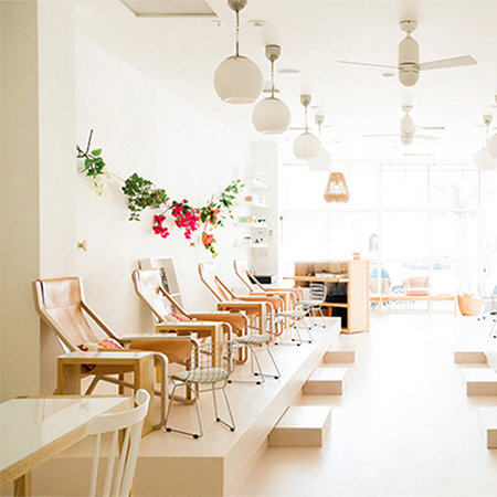 Salon Spotlight: Olive & June