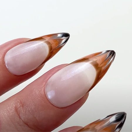 OPI Pro Nail Art Look: Nails to Dye For