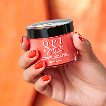 What are Dip Nails? Why I Love OPI Powder Perfection