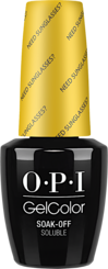 Need Sunglasses? - GelColor - OPI