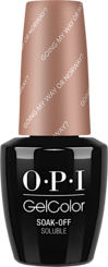 Going My Way or Norway? - GelColor - OPI